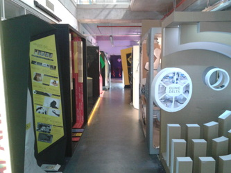 IUE Interior Architecture Exibition